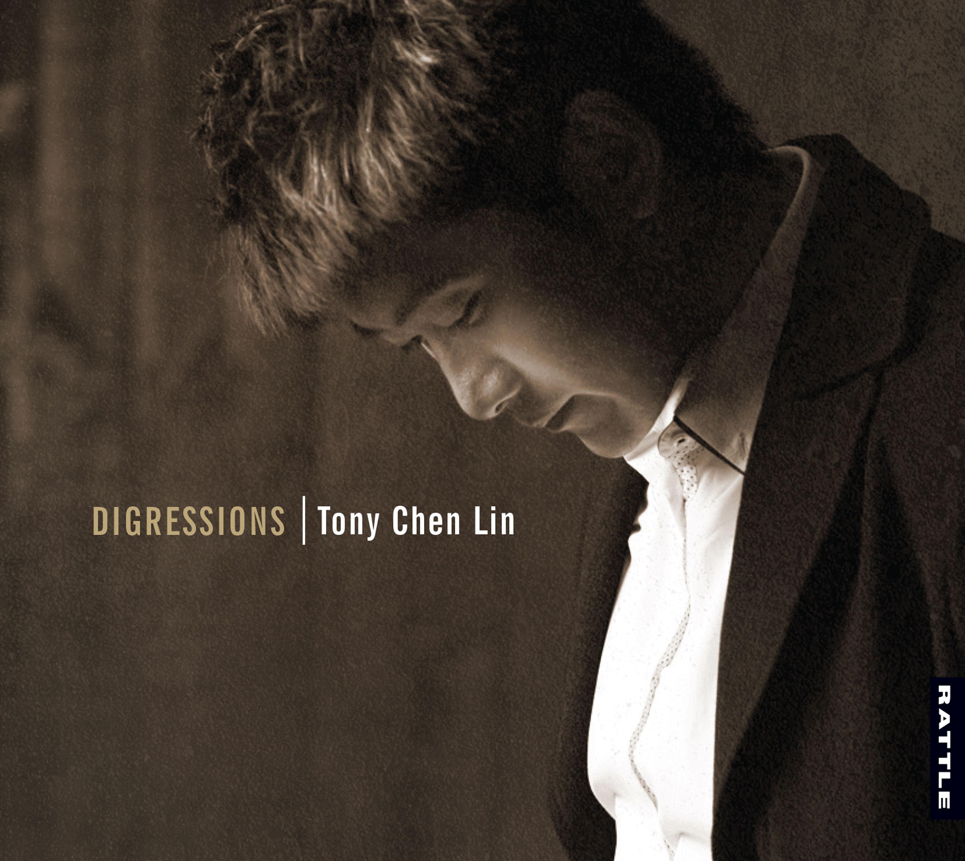 Tony Chen Lin   Digressions - downloadable MP3 ALBUM
