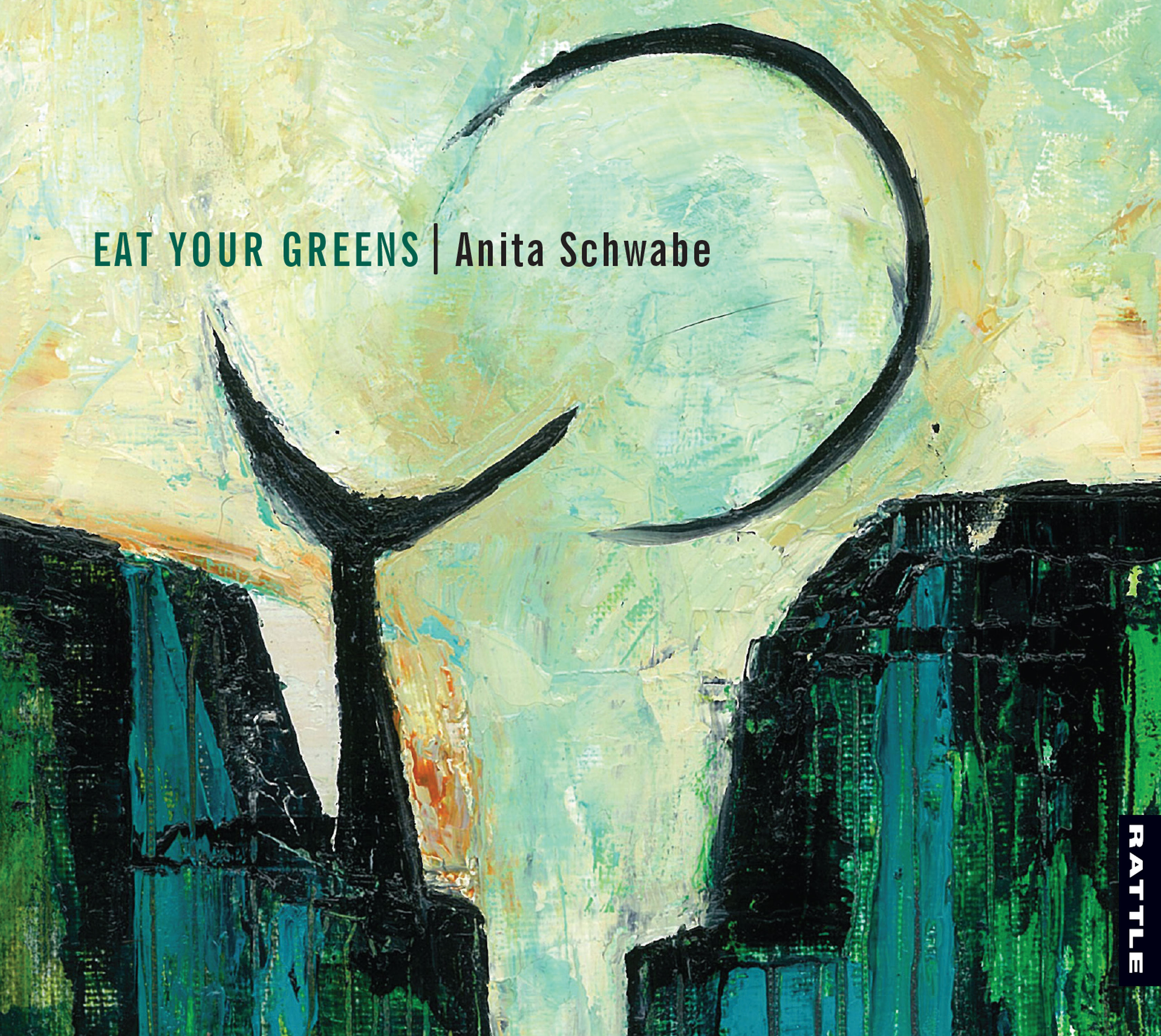 Anita Schwabe | Eat your Greens - downloadable MP3 ALBUM