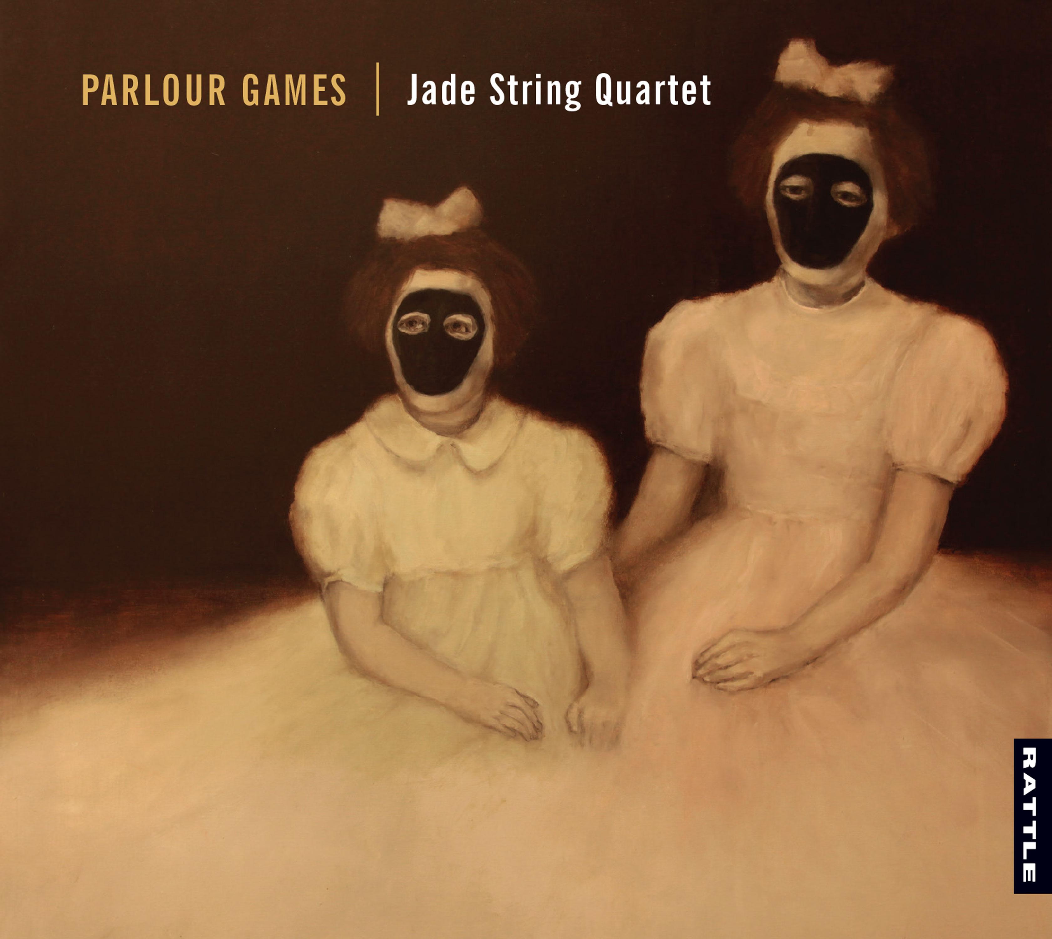 Jade String Quartet | Parlour Games - downloadable MP3 ALBUM