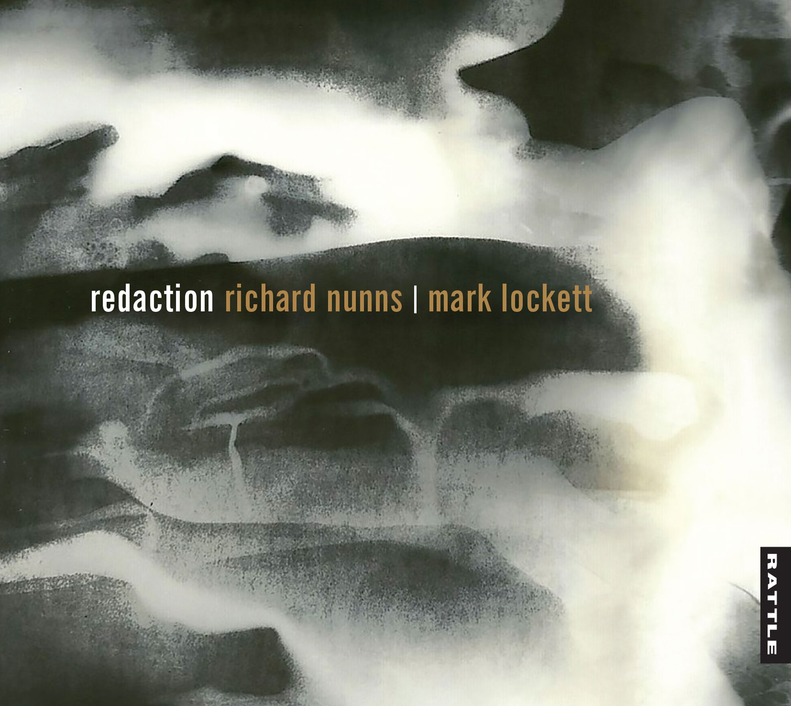 Richard Nunns and Mark Lockett | Redaction - downloadable MP3 ALBUM