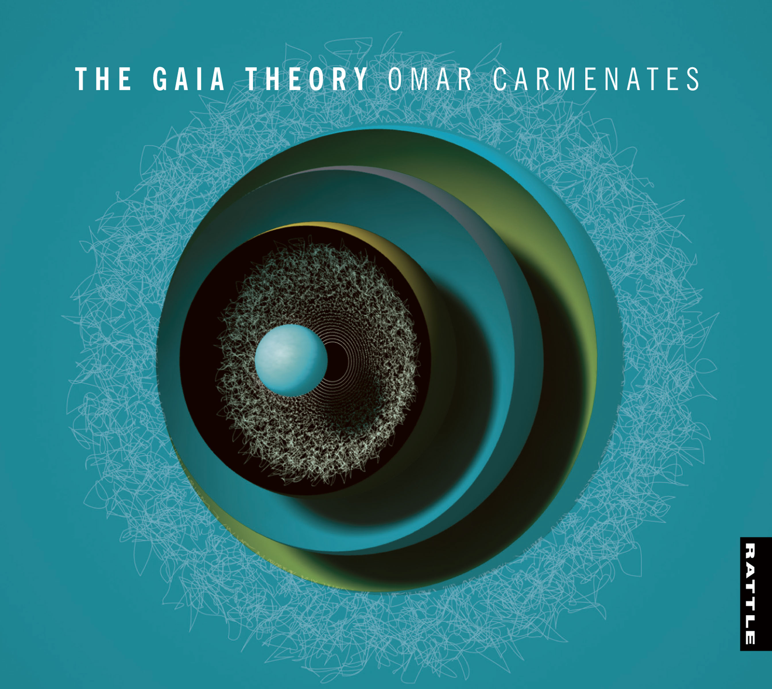 Omar Carmenates | The Gaia Theory - downloadable MP3 ALBUM