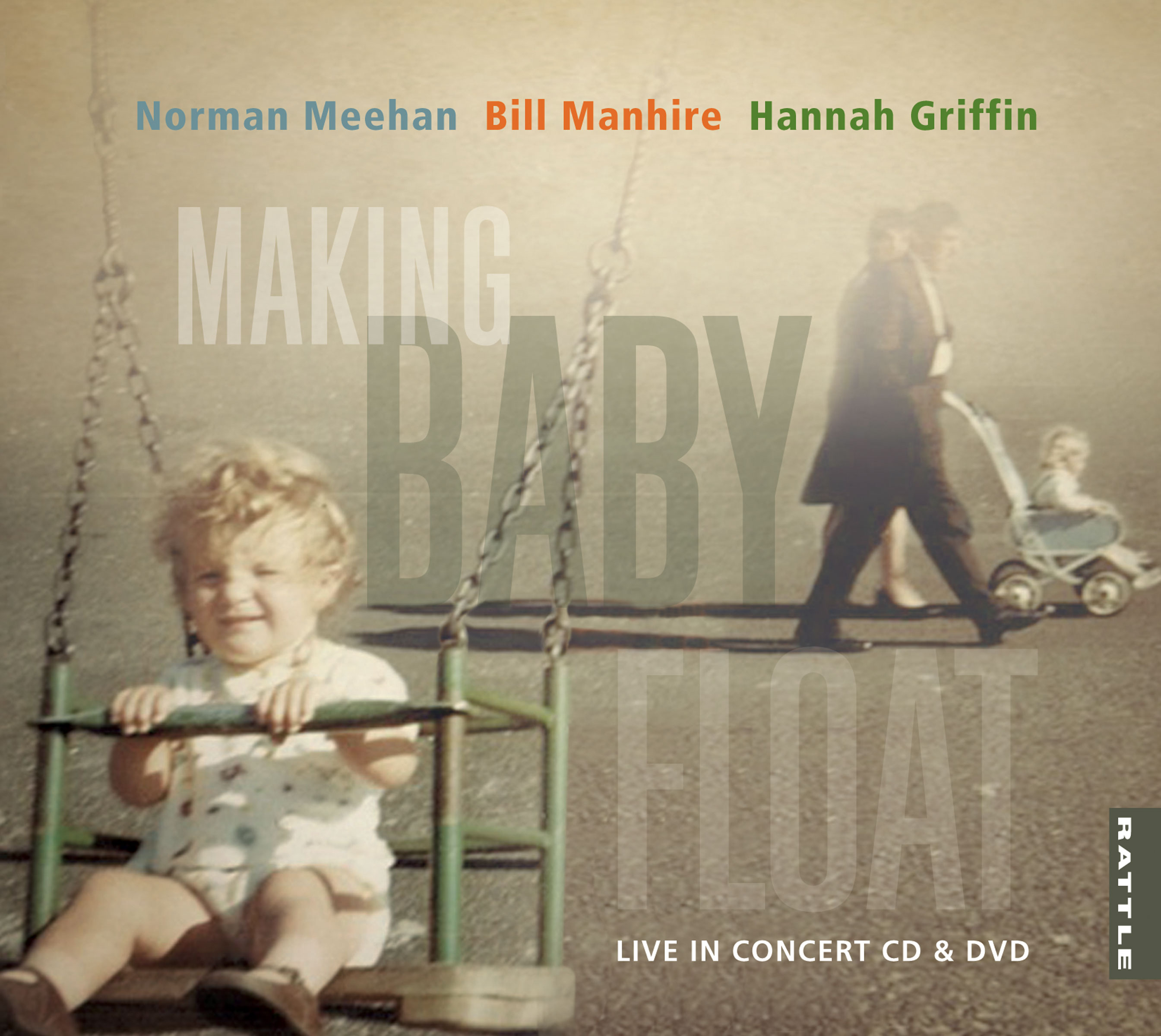 Norman Meehan | Making Baby Float - downloadable MP3 ALBUM
