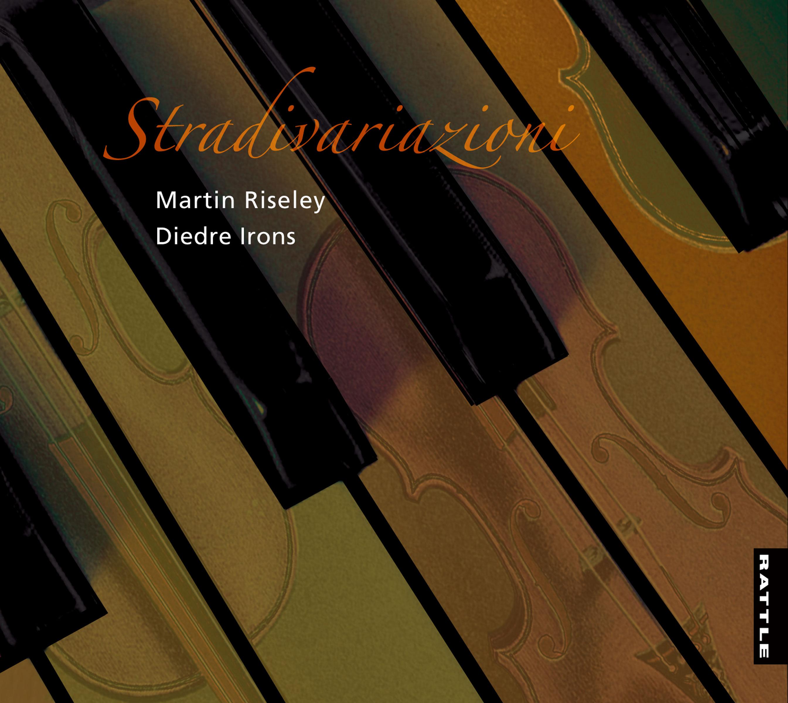 Martin Riseley & Diedre Irons | Stradivariazioni - downloadable MP3 ALBUM