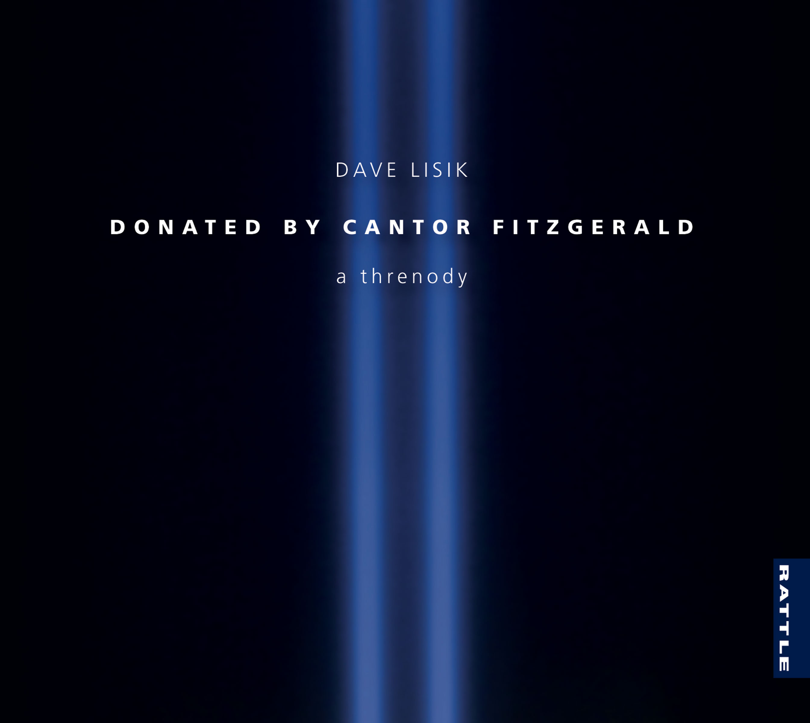 Dave Lisik | Donated by Cantor Fitzgerald - downloadable MP3 ALBUM