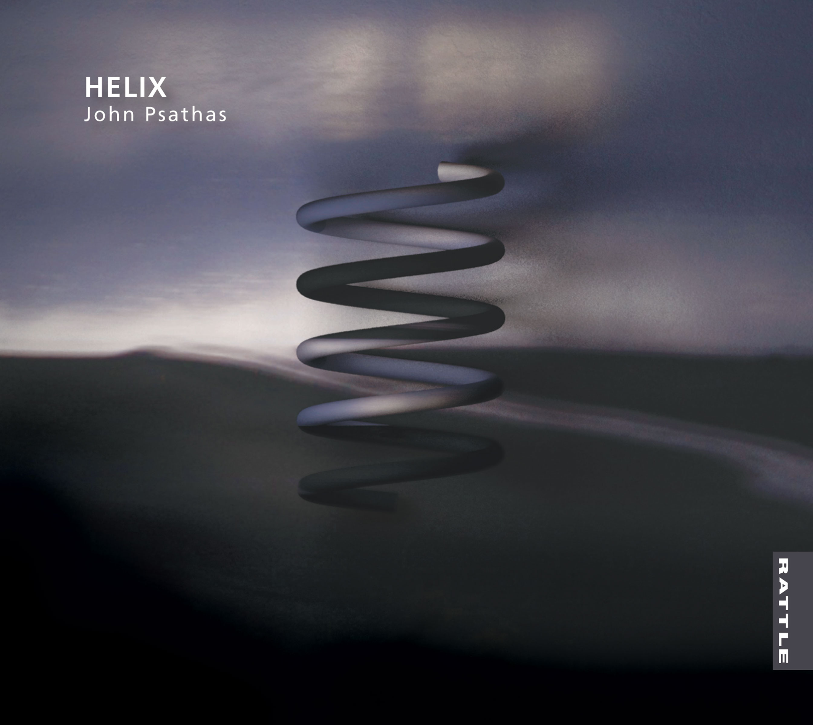 John Psathas | Helix - downloadable MP3 ALBUM