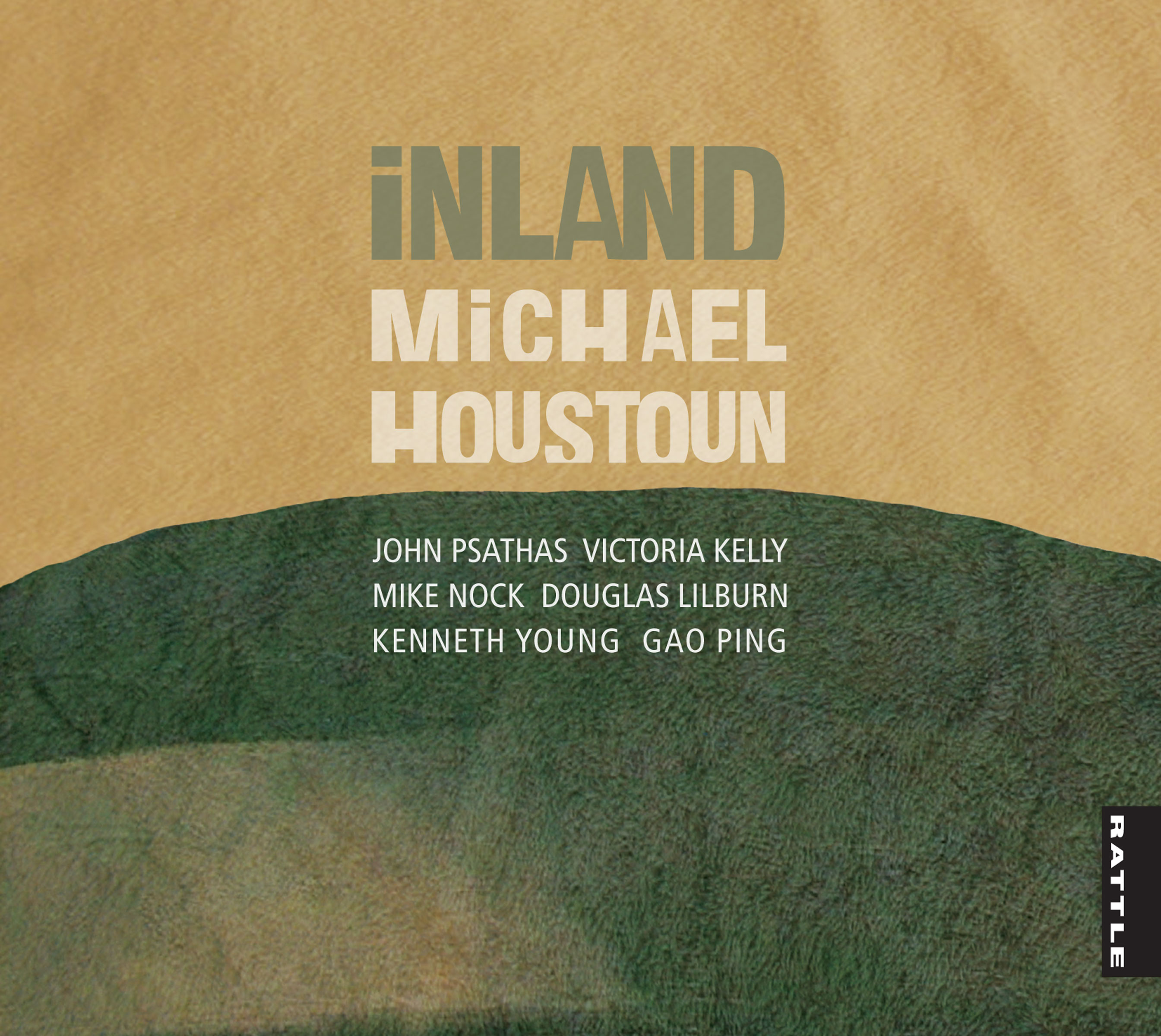 Michael Houstoun | Inland - downloadable MP3 ALBUM