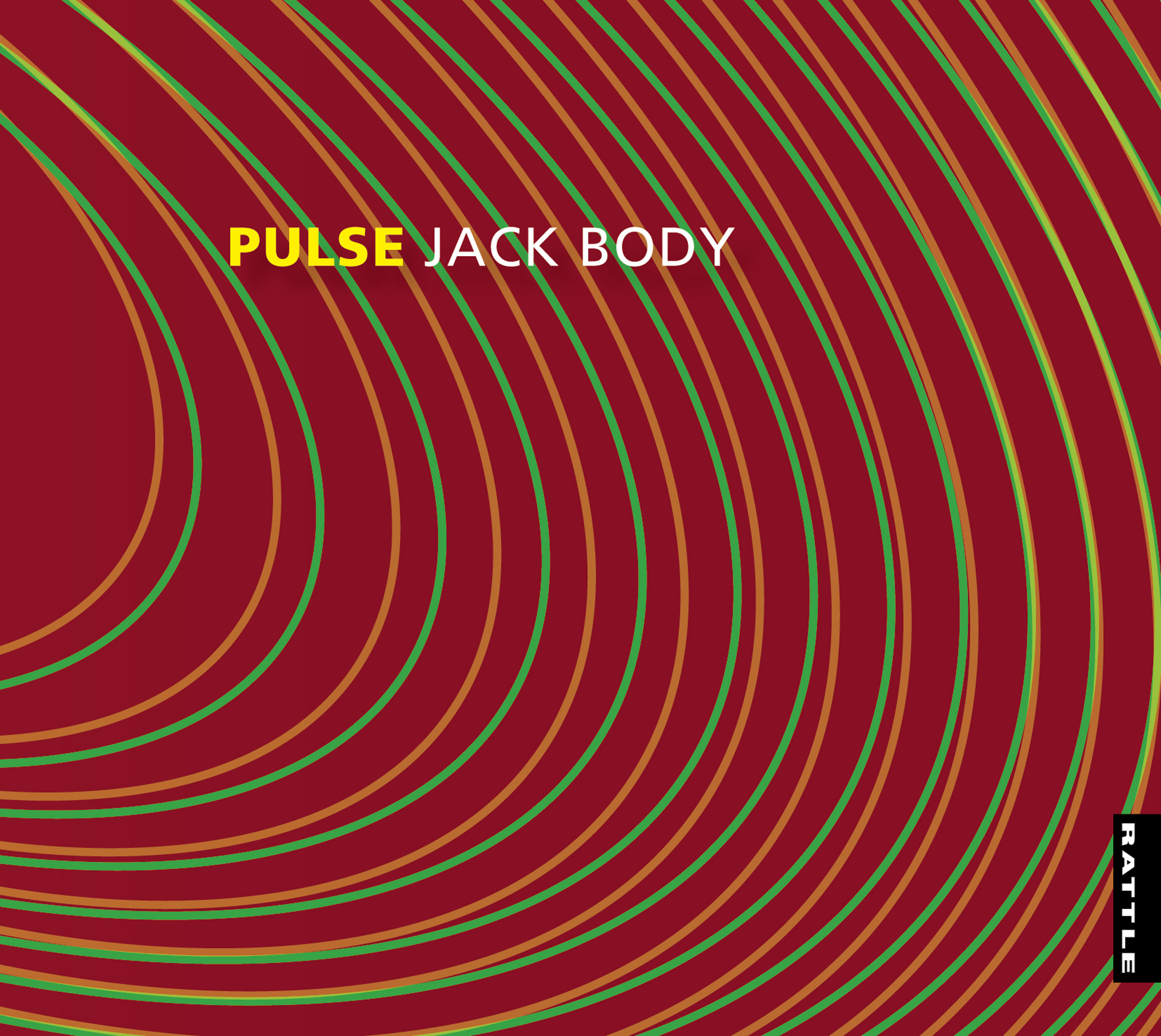Jack Body | Pulse - downloadable MP3 ALBUM