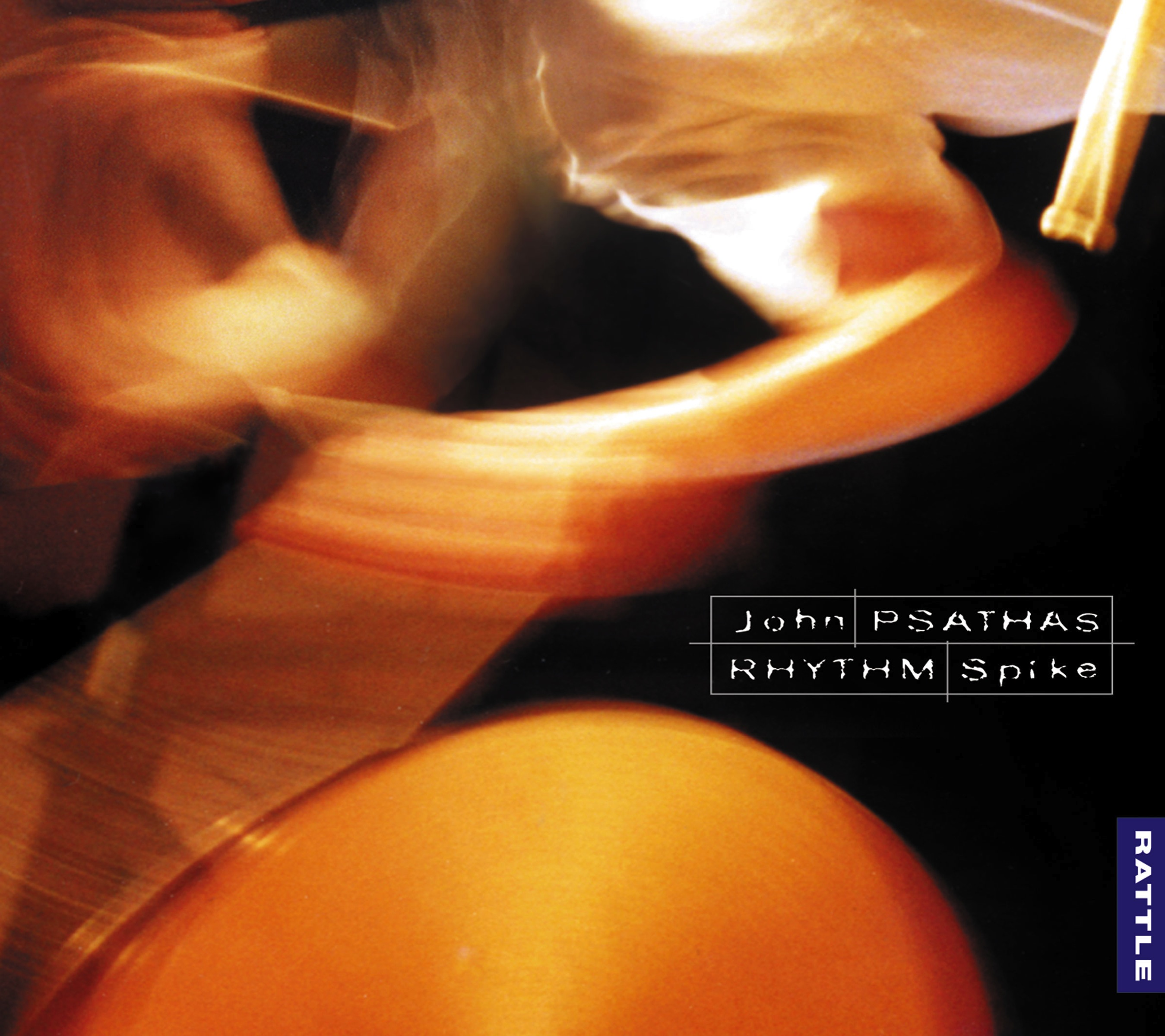 John Psathas | Rhythm Spike - downloadable MP3 ALBUM