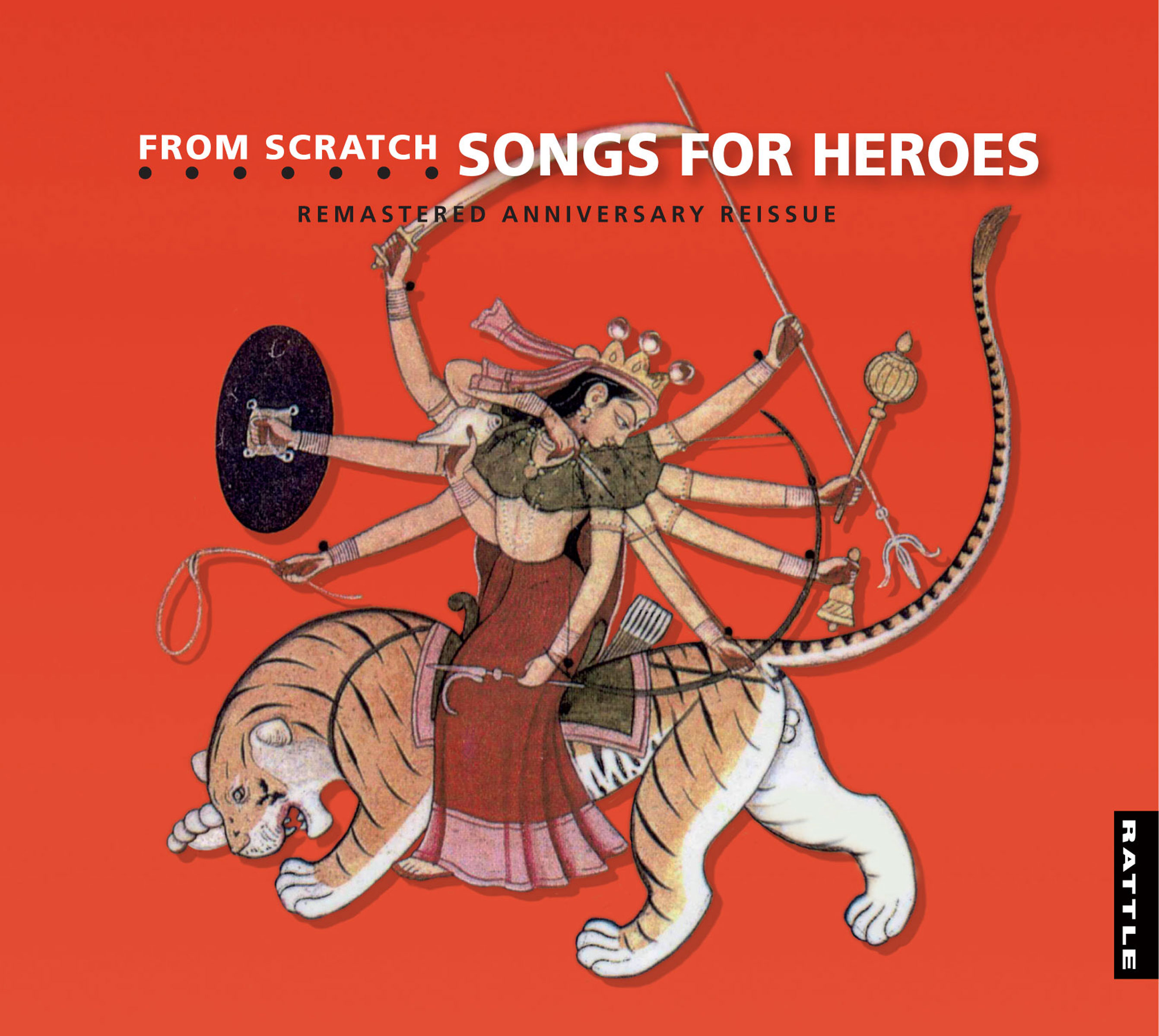 From Scratch | Songs for Heroes - downloadable MP3 ALBUM