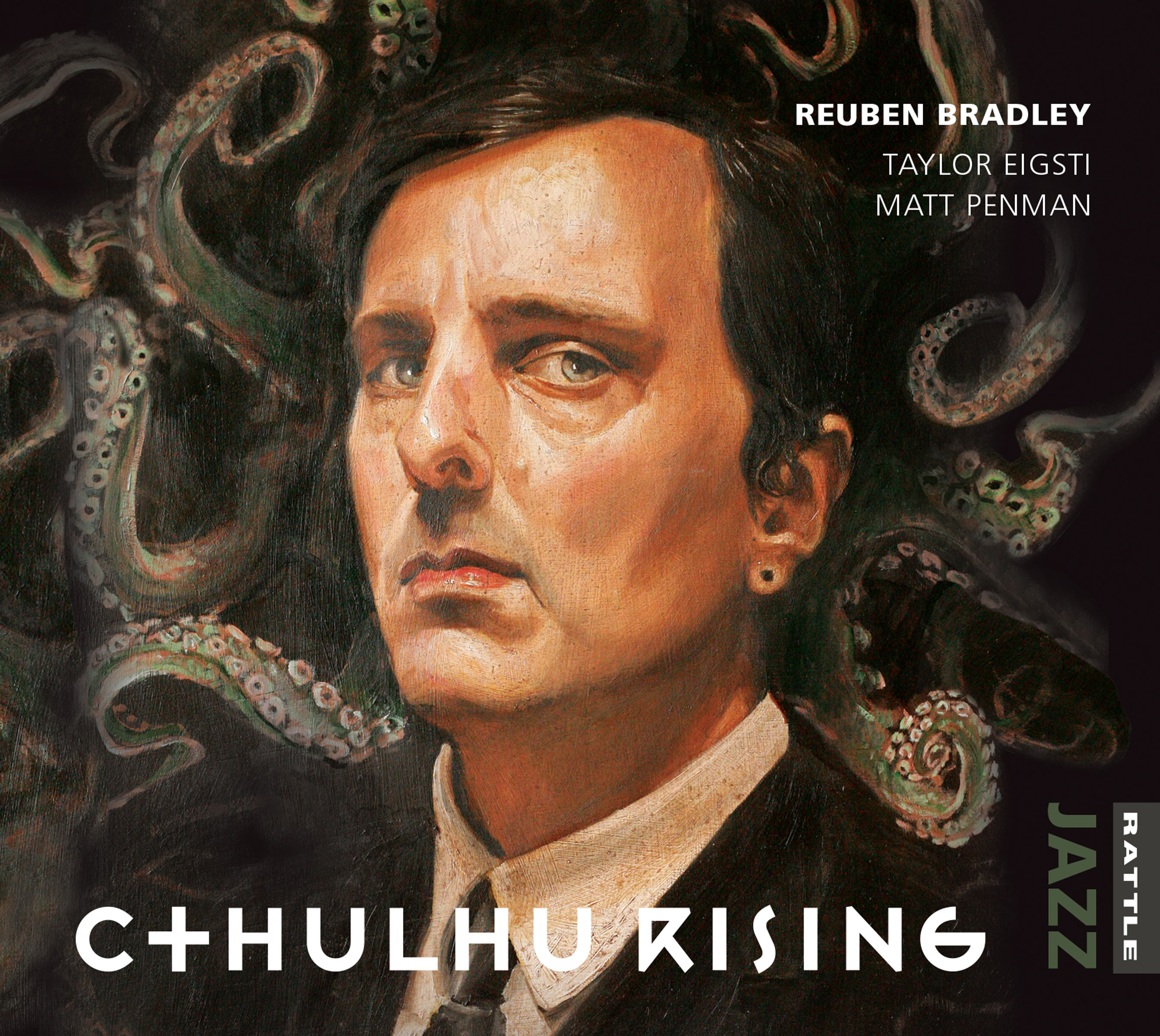 Reuben Bradley | Cthulhu Rising - downloadable MP3 ALBUM