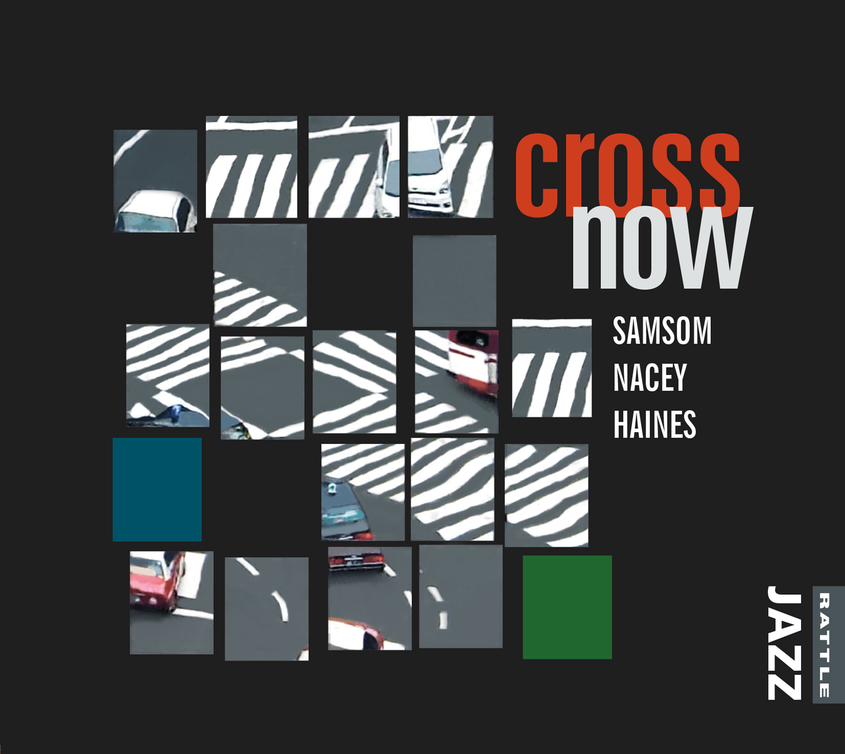 Samsom, Nacey, Haines | Cross Now - downloadable MP3 ALBUM