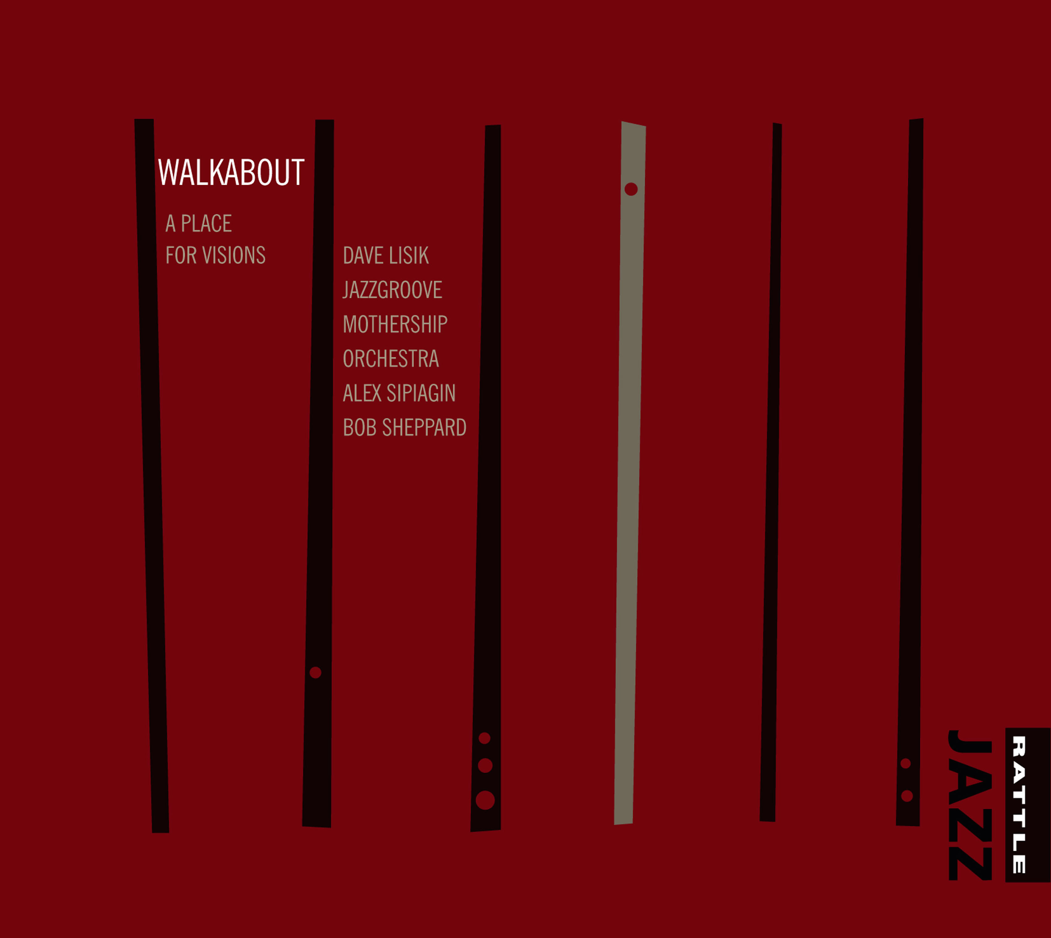 Dave Lisik | Walkabout - downloadable MP3 ALBUM