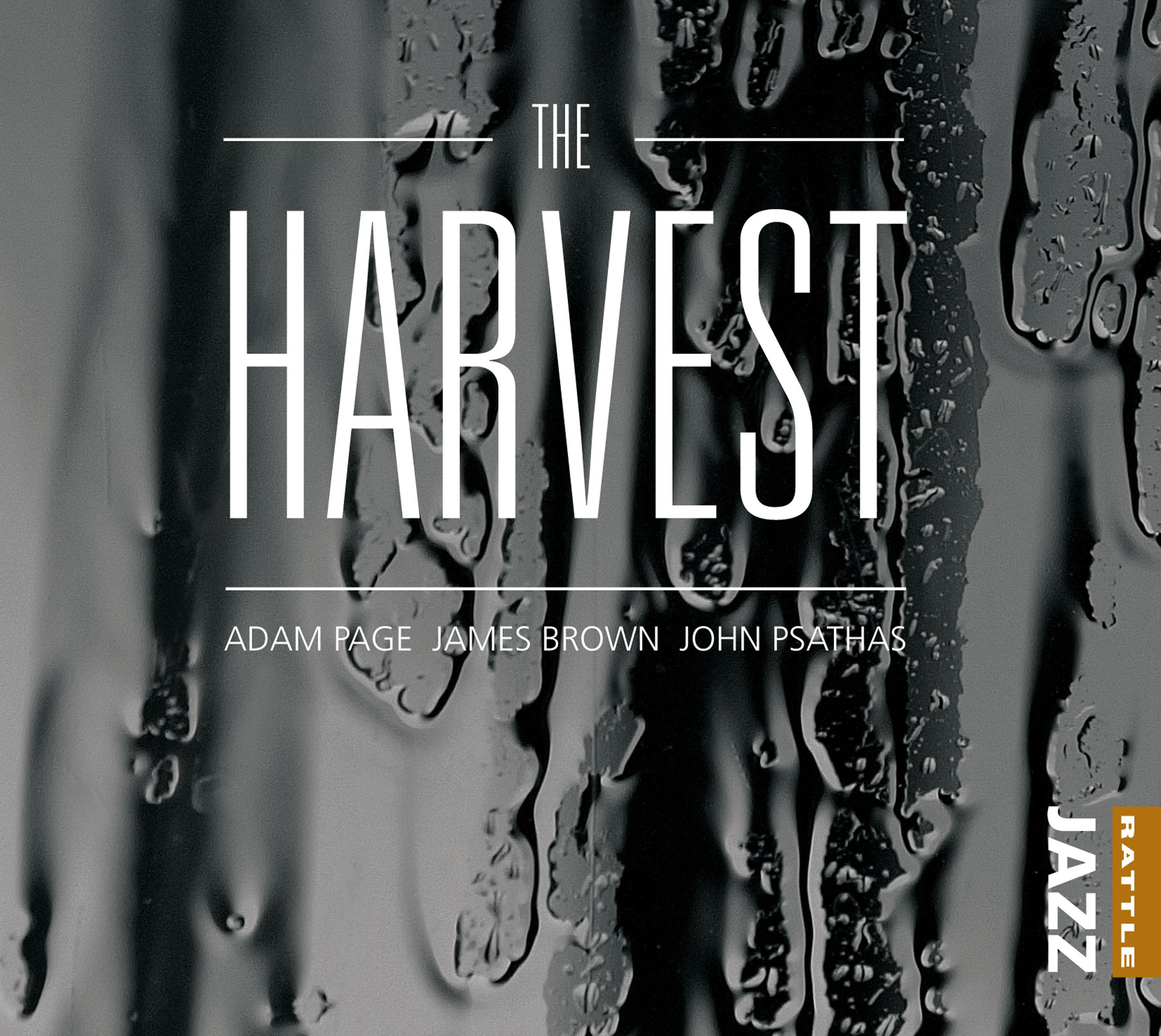 Adam Page, James Brown, John Psathas | The Harvest - downloadable MP3 ALBUM
