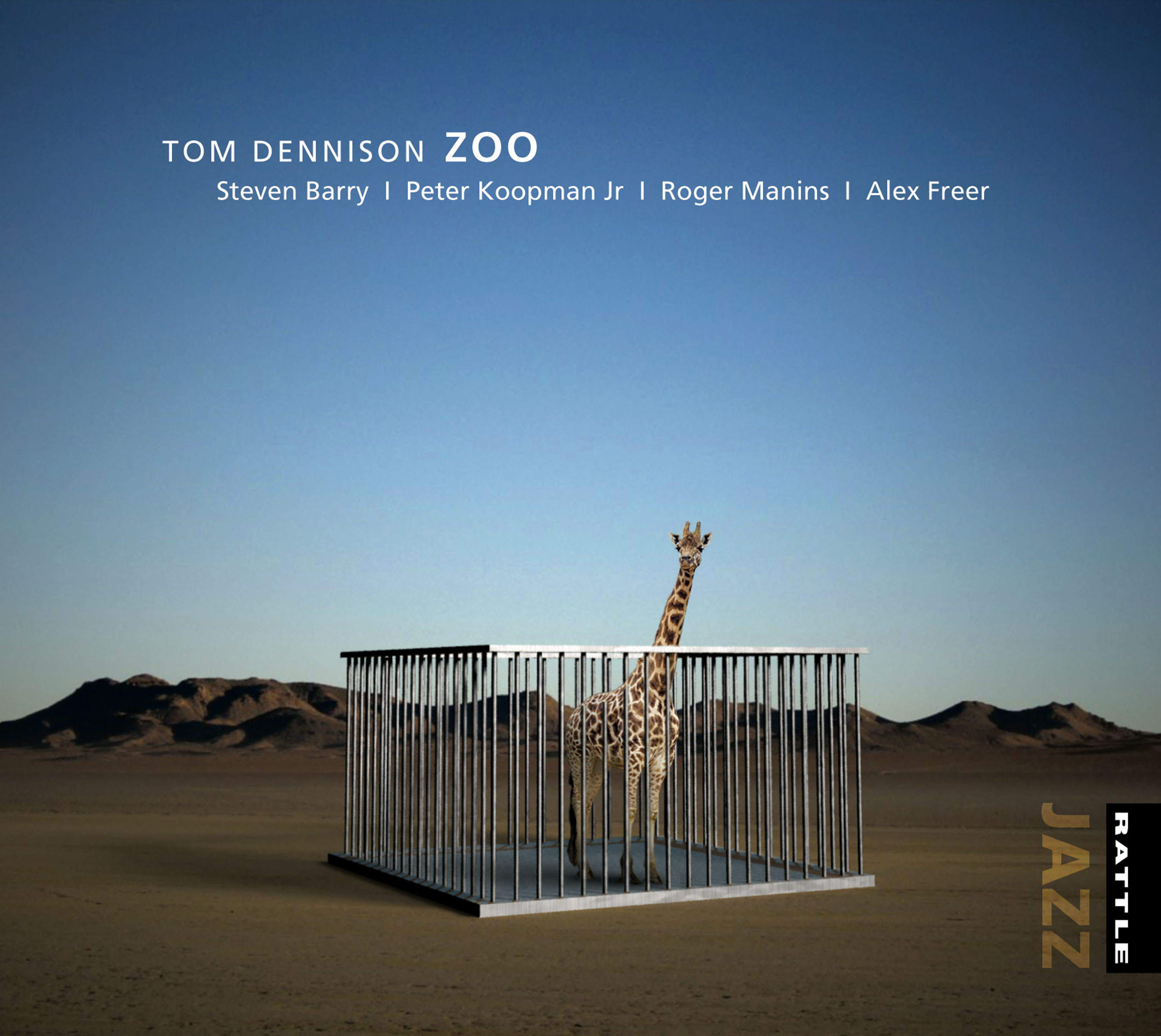 Tom Dennison | Zoo - downloadable MP3 ALBUM