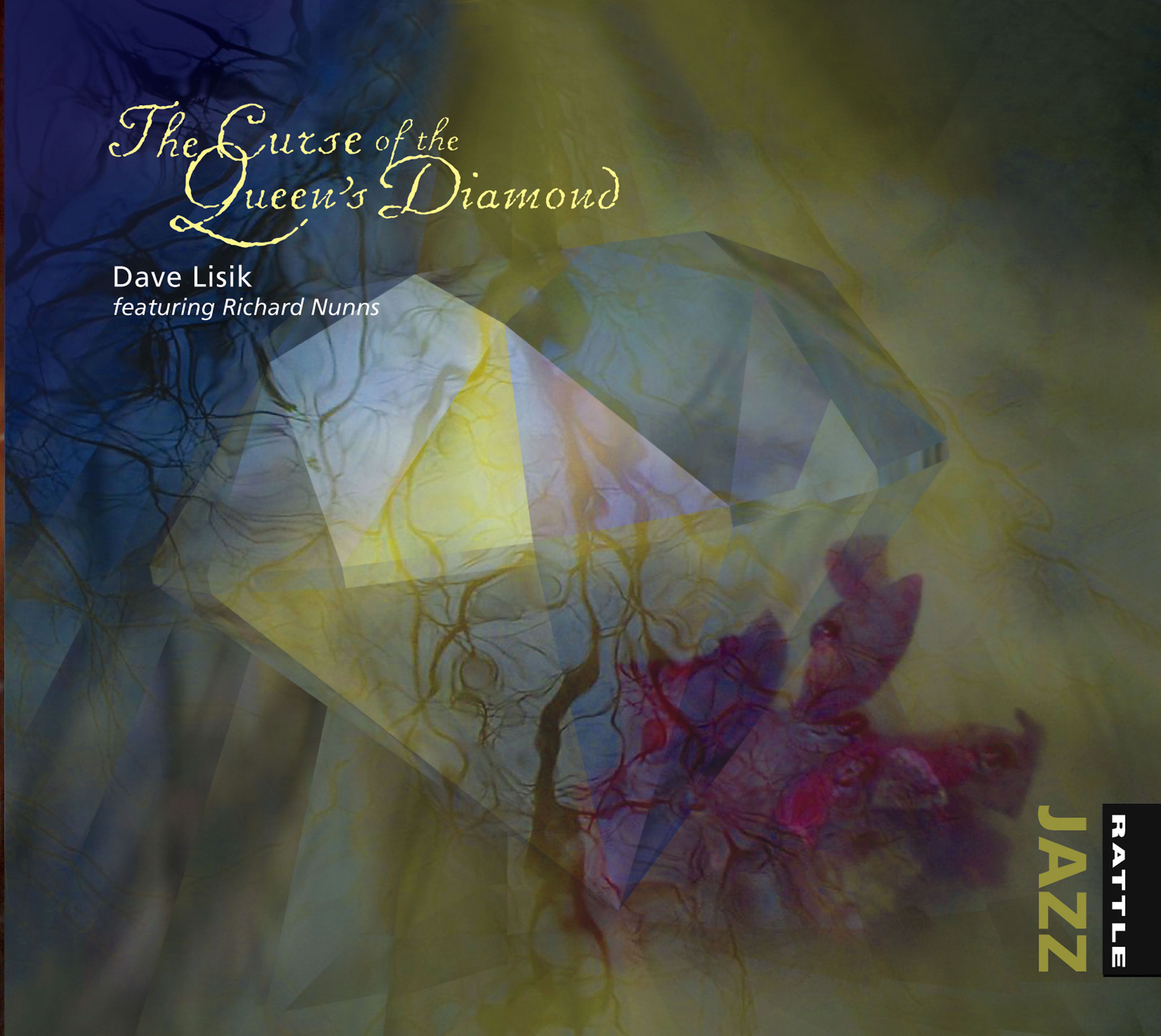 Dave Lisik | The Curse of the Queen's Diamond - downloadable MP3 ALBUM