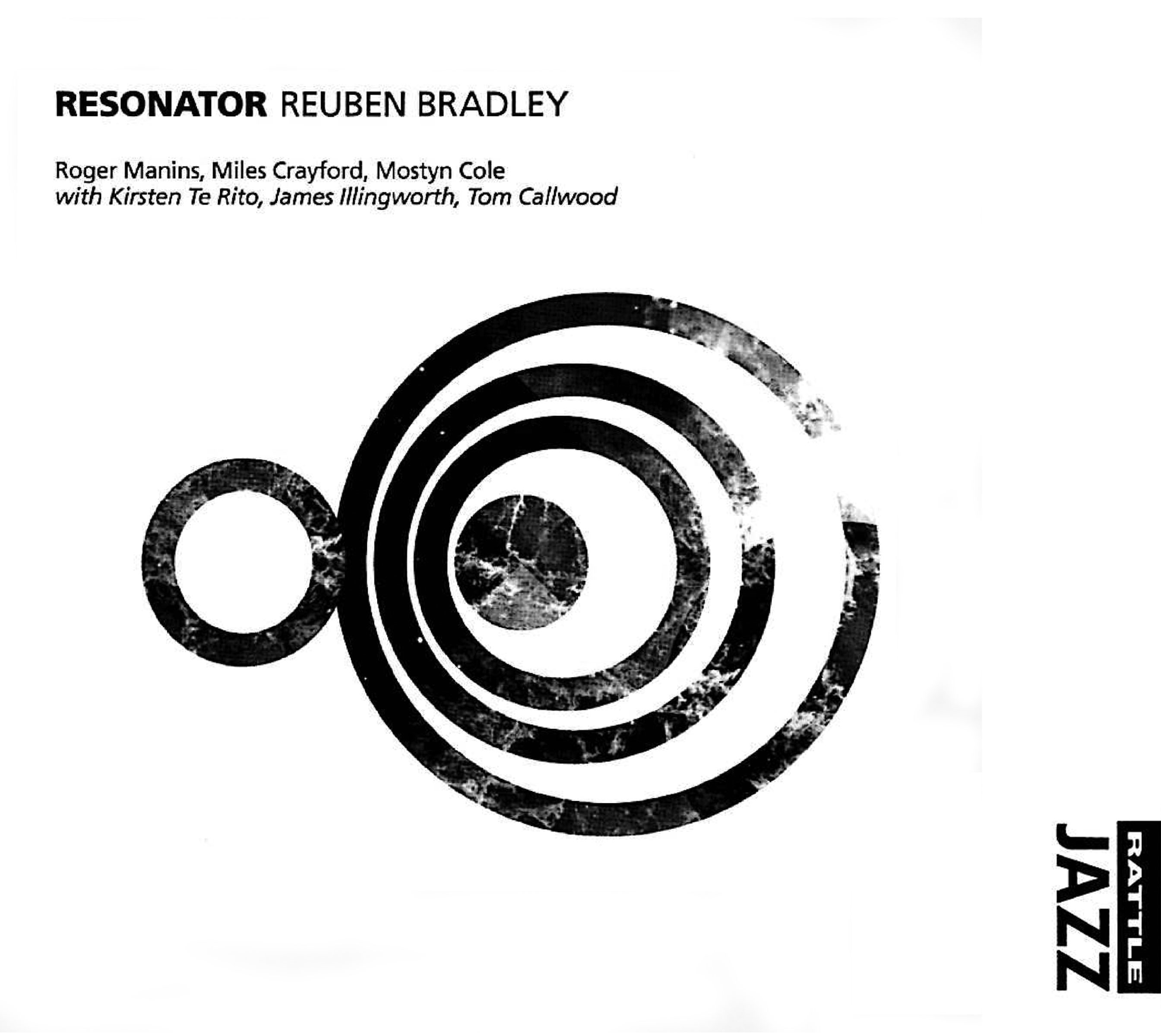 Reuben Bradley | Resonator - downloadable MP3 ALBUM