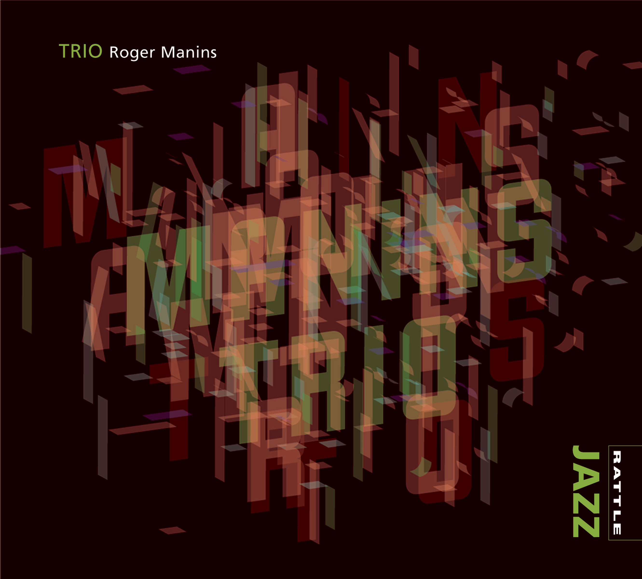 Roger Manins | Trio - downloadable MP3 ALBUM