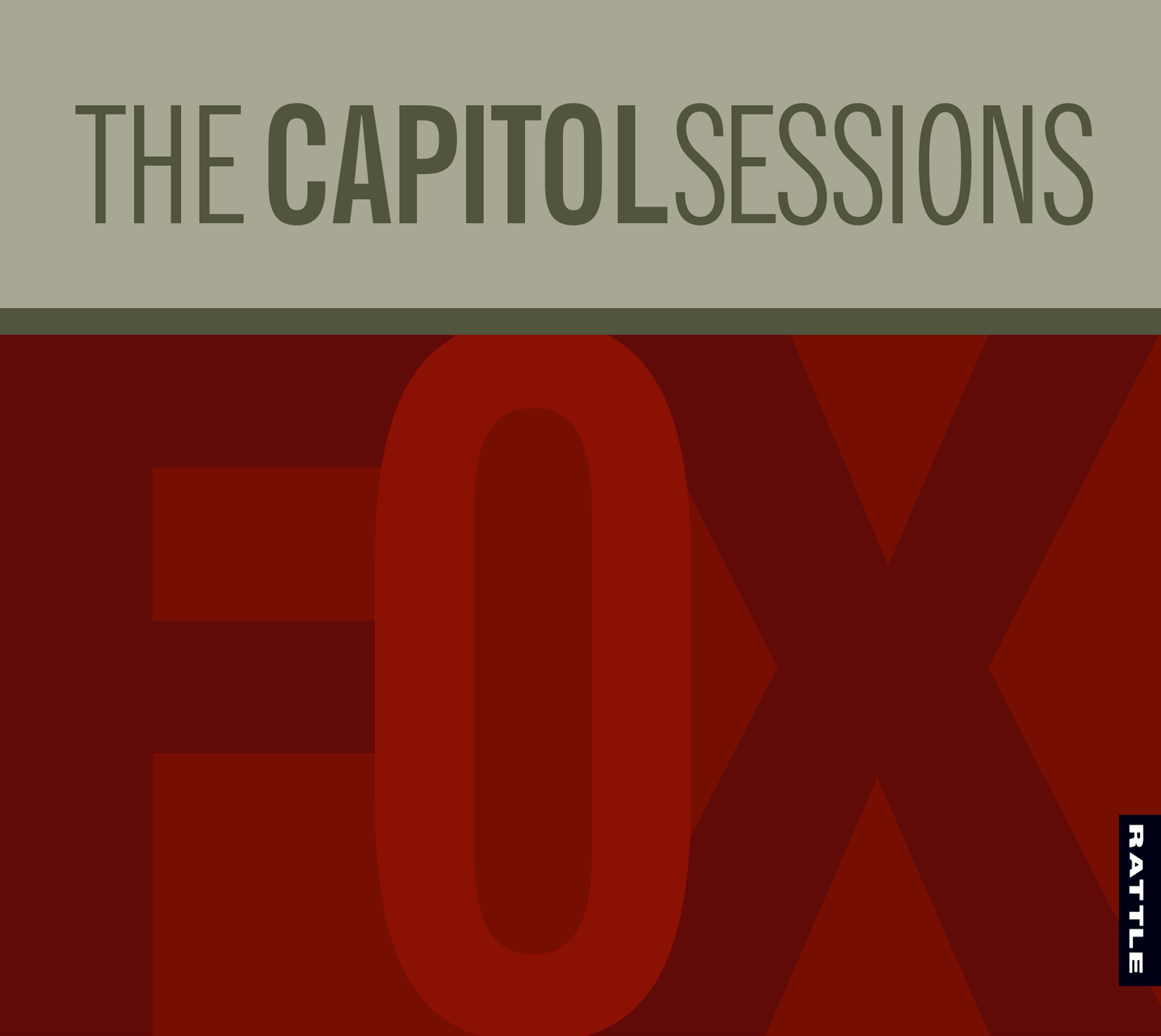The Rodger Fox Wellington Jazz Orchestra   The Capitol Sessions - downloadable MP3 ALBUM