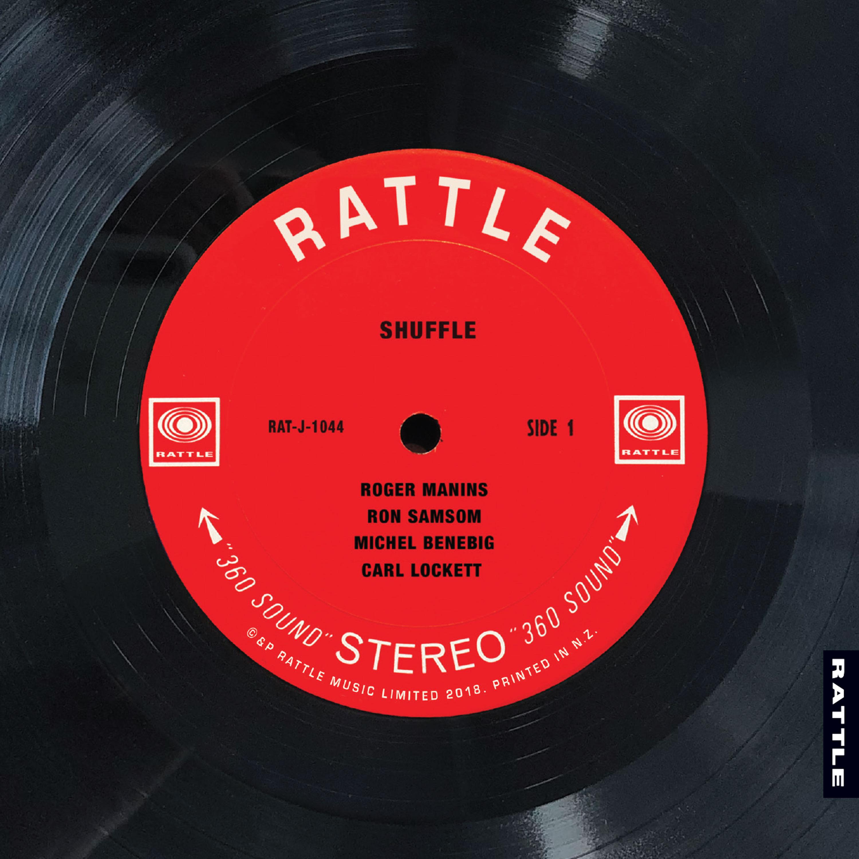 Manins and Samsom | Shuffle - CD