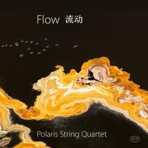 Polaris String Quartet | Flow: new music for string quartet - CD