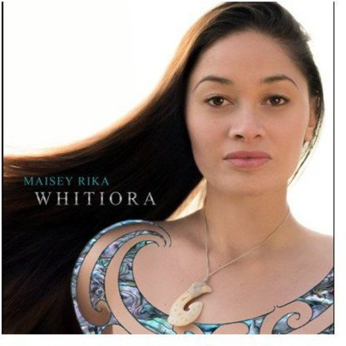 Maisey Rika | Whitiora - CD
