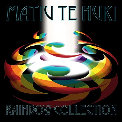 Matiu Te Huki | Rainbow Collection - CD