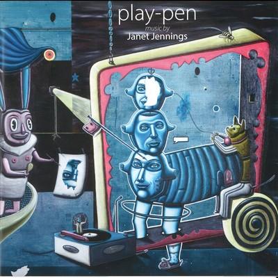 Janet Jennings | play-pen - CD