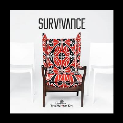 Rob Ruha & The Witch Dr. | Survivance - CD