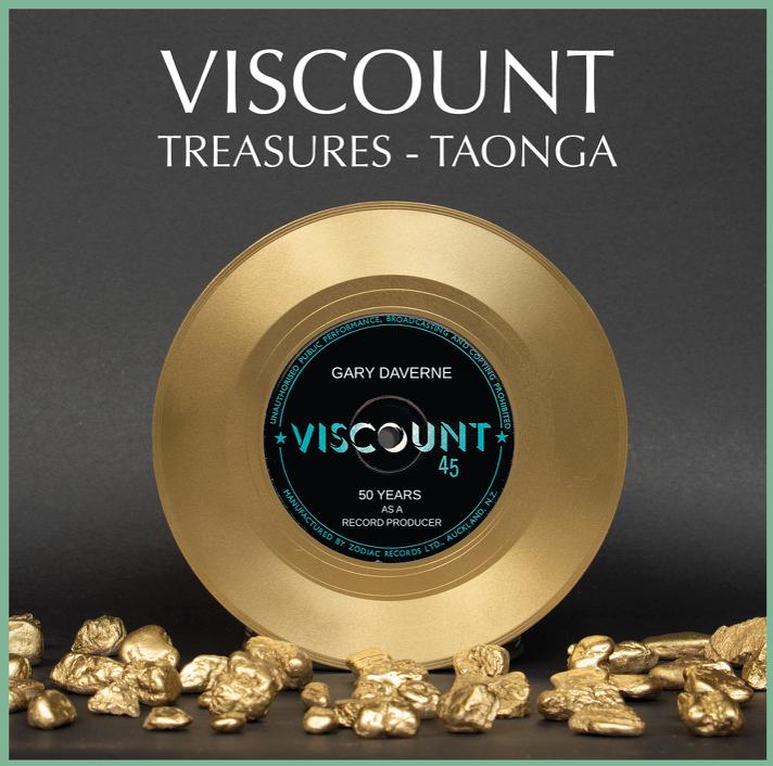 Gary Daverne: Viscount Treasures – Taonga