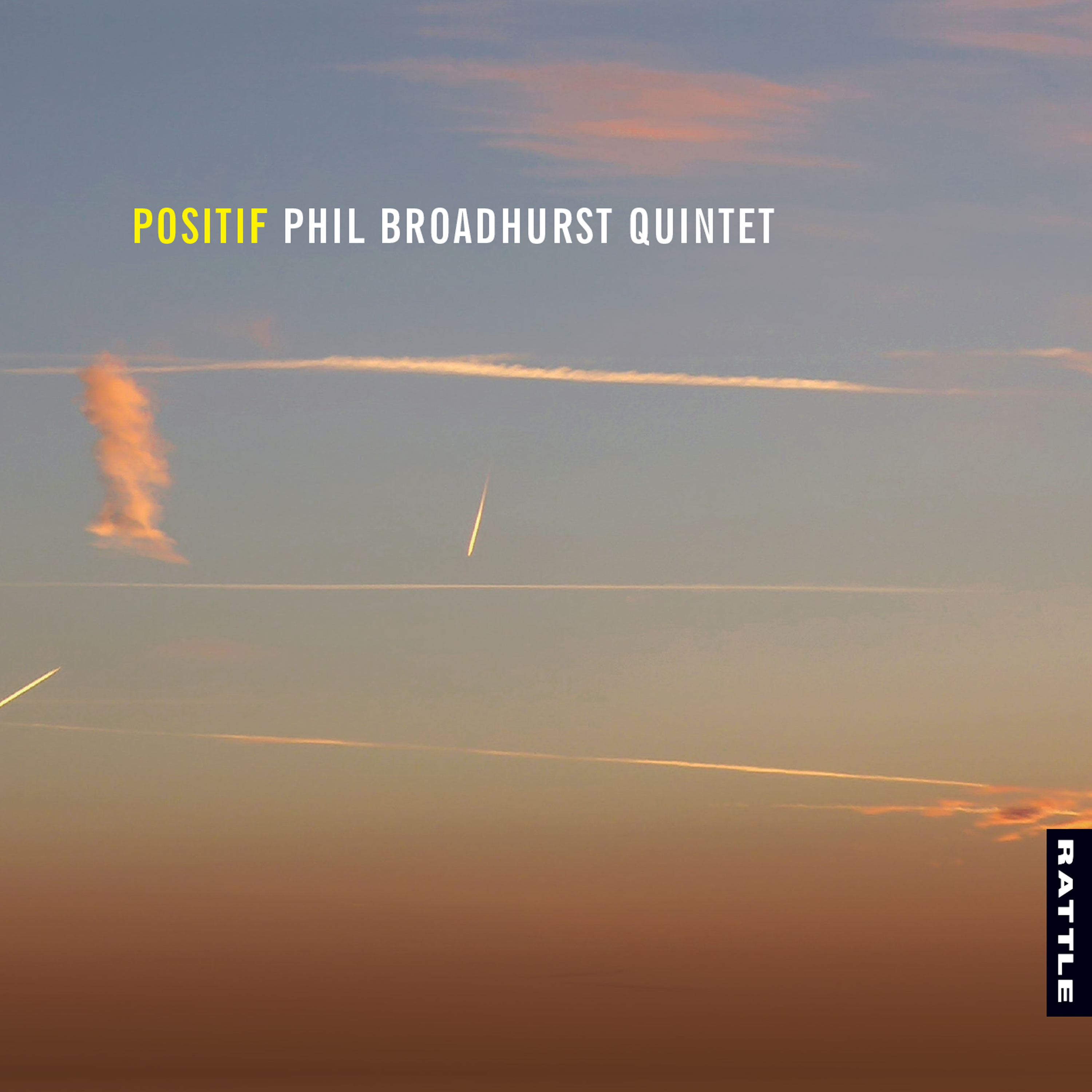 Phil Broadhurst Quintet | Positif - downloadable MP3 ALBUM