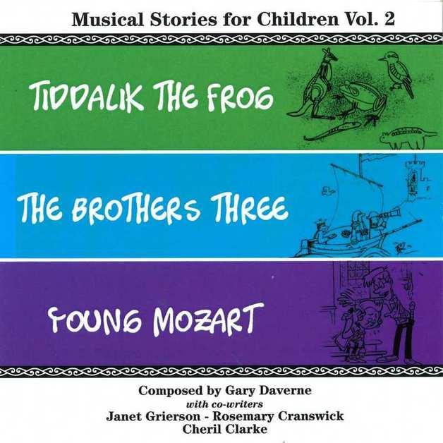 Gary Daverne: Musical Stories for Children (Vol. 2)