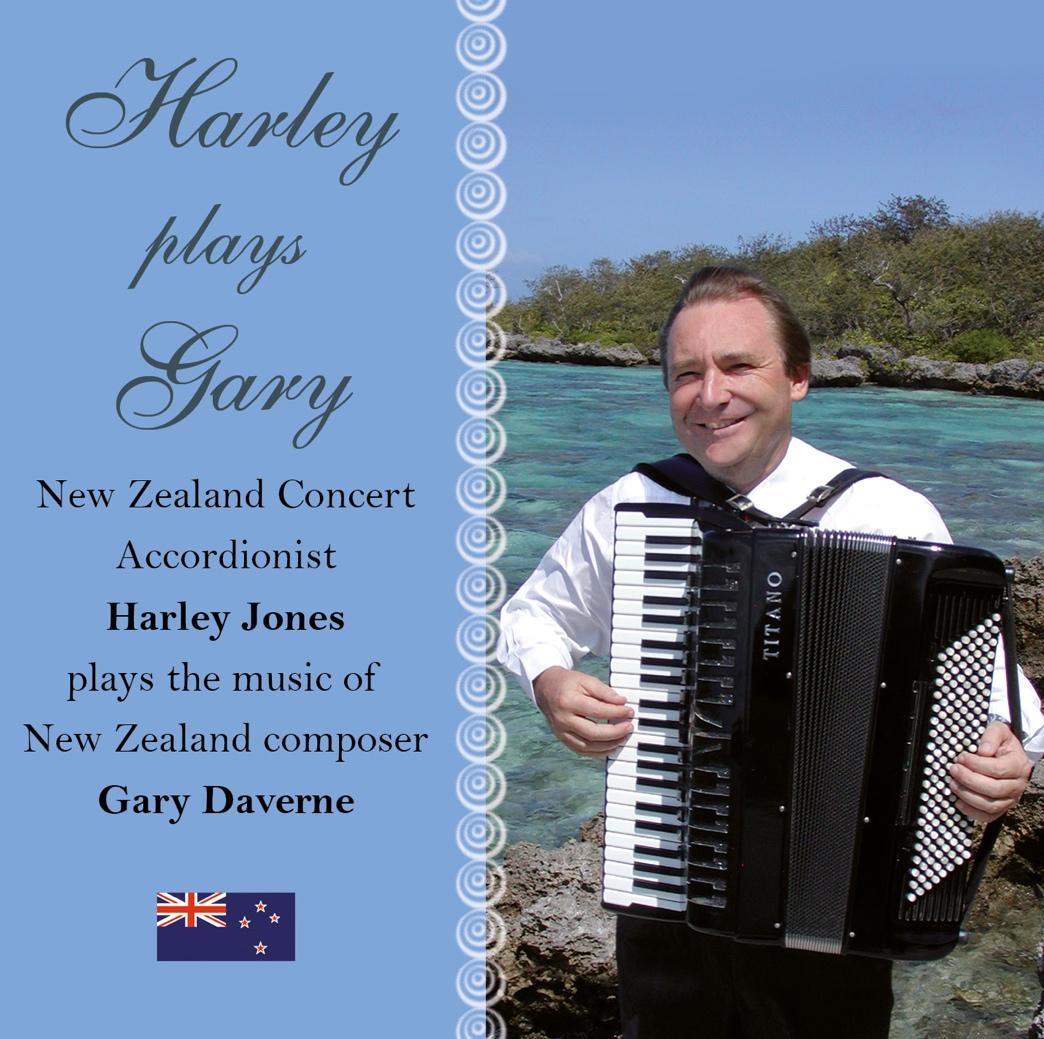 Gary Daverne: Harley plays Gary