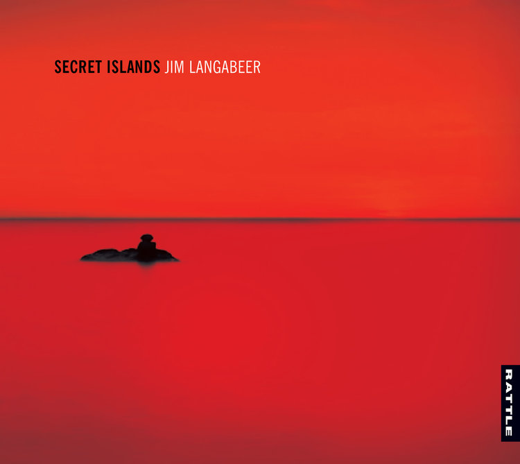 Jim Langabeer | Secret Islands - downloadable MP3 ALBUM