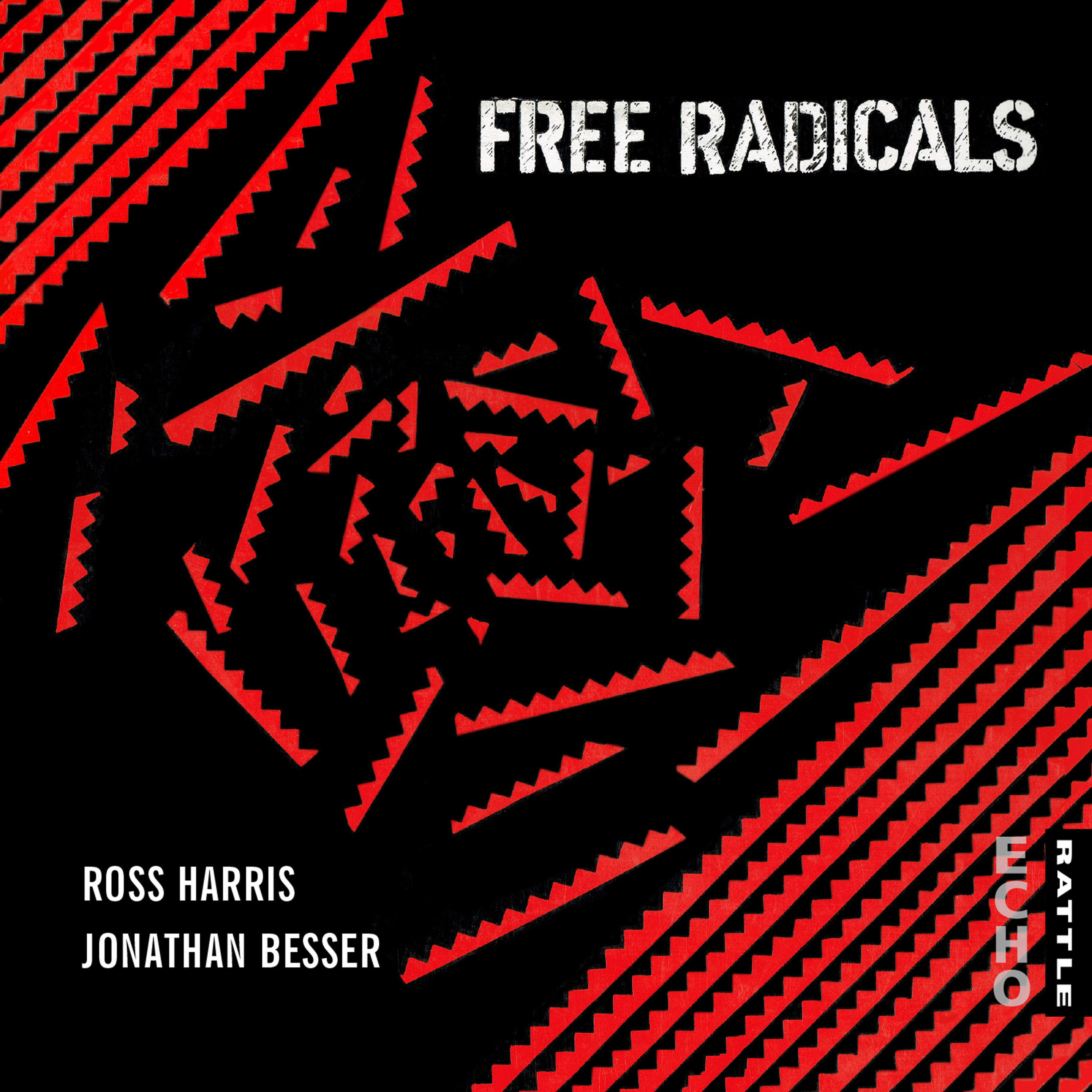 Ross Harris and Jonathan Besser | Free Radicals - downloadable MP3 ALBUM