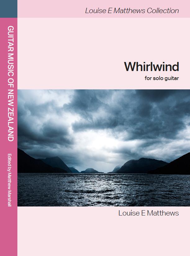 Louise E Matthews: Whirlwind (edited by Matthew Marshall) - hardcopy SCORE