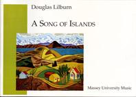 Douglas Lilburn: A Song of Islands - hardcopy HANDWRITTEN SCORE