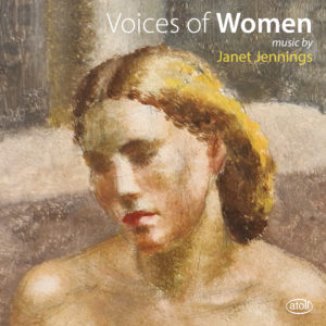 Janet Jennings | Voices of Women — CD