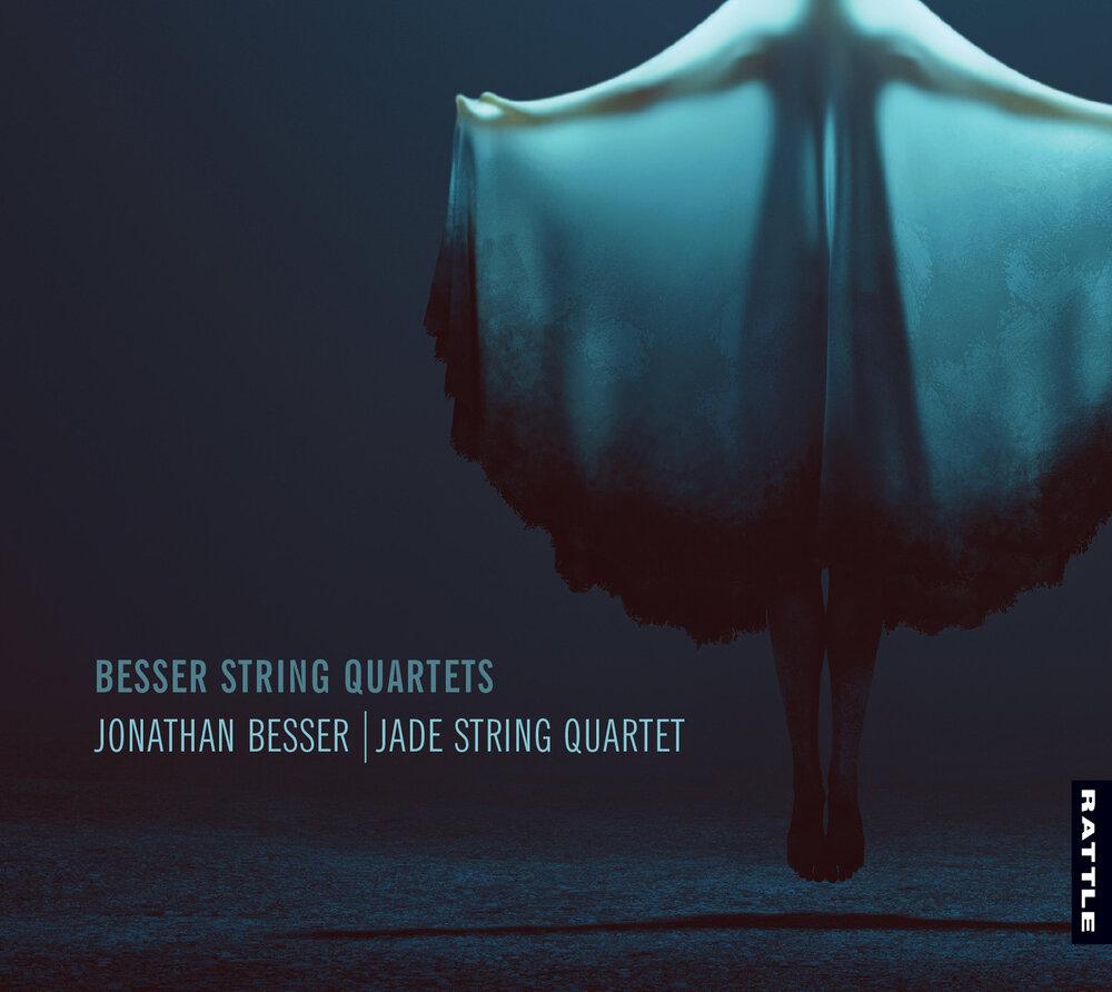Jade String Quartet | Besser String Quartets — downloadable MP3 ALBUM