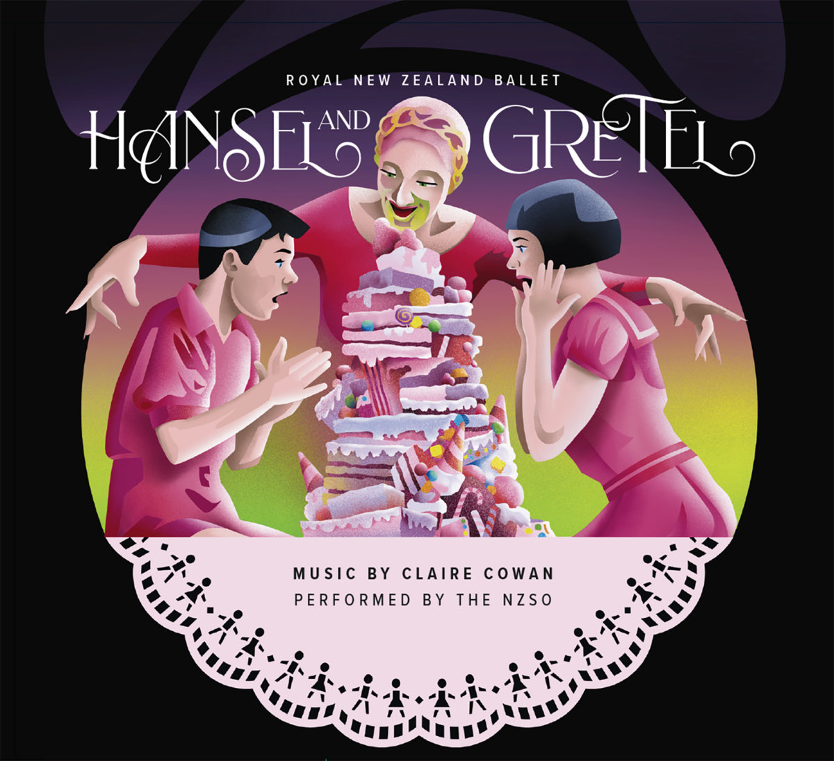 Claire Cowan | Hansel and Gretel — CD