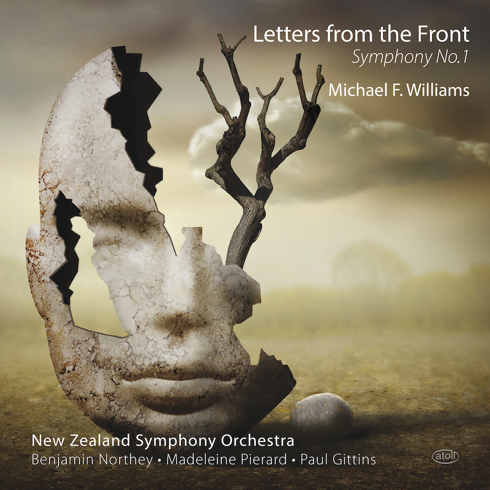 Michael Williams | Letters from the Front —CD