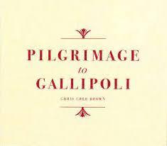 Chris Cree Brown: Pilgrimage to Gallipoli — downloadable MP3 ALBUM