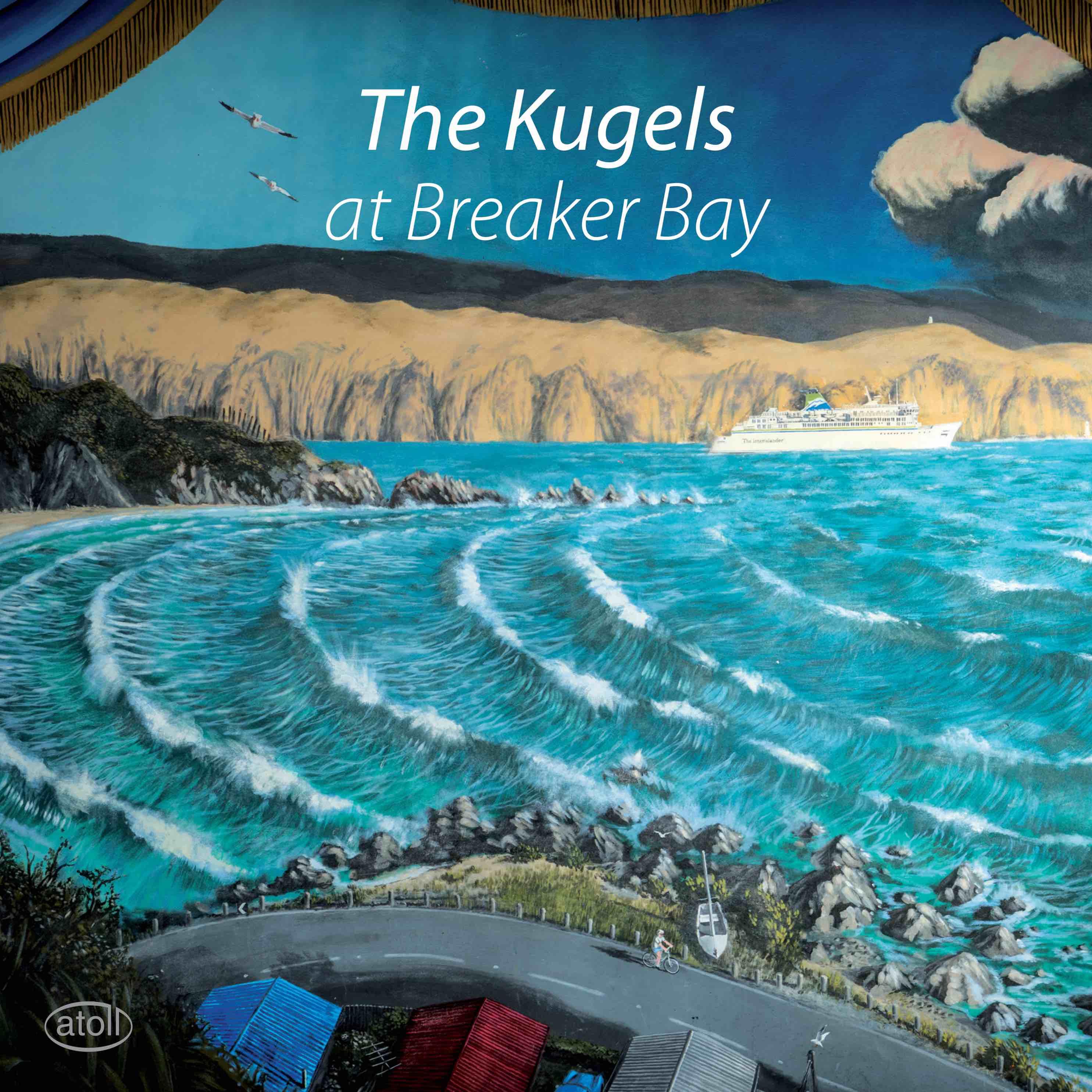 Ross Harris and Robin Perks | The Kugels at Breaker Bay —CD