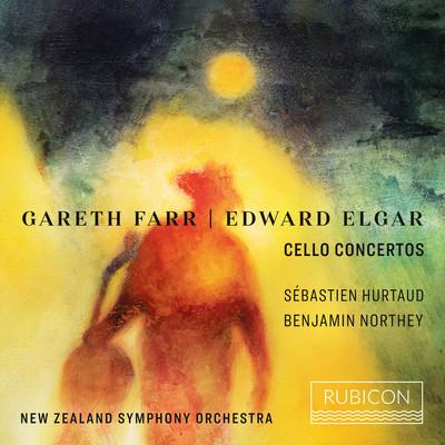 Gareth Farr | Edward Elgar Cello Concertos —CD