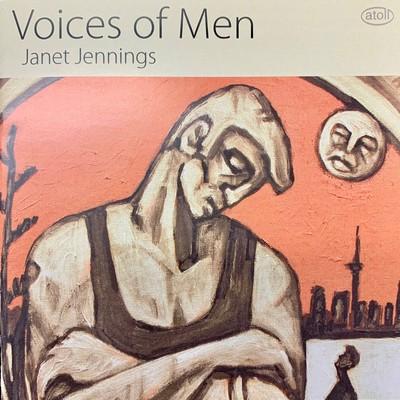 Janet Jennings | Voices of Men —CD