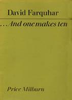 David Farquhar: ...And one makes ten - hardcopy SCORE