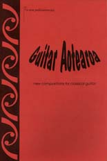 Guitar Aotearoa - hardcopy SCORE