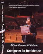 Gillian Karawe Whitehead - Composer in Residence