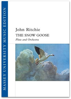 John Ritchie: The Snow Goose - hardcopy SCORE
