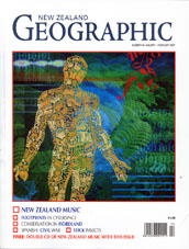 New Zealand Geographic | No. 83 (January-February 2007) - JOURNAL