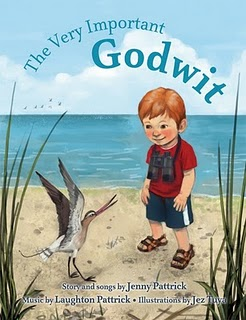 The Very Important Godwit